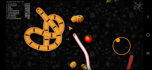 Worms Zone Snake Game apkpoly screenshots 19