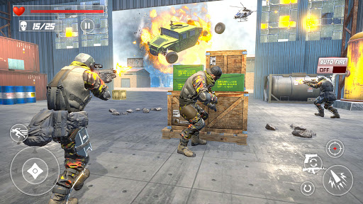 Anti Terrorist Shooting Squad: Shooting Games 2021 2.7 screenshots 4