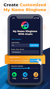 My Name Ringtone Maker 5