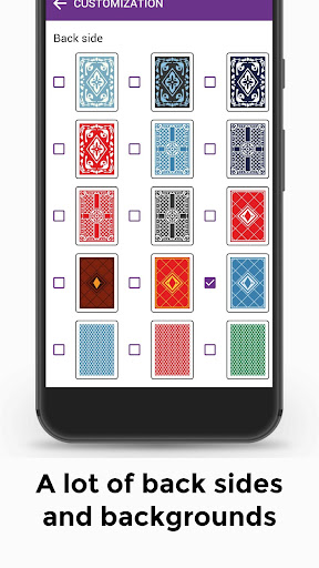 Solitaire free: 140 card games. Classic solitaire 2.30.06.14 screenshots 5