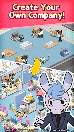 Aggretsuko : the short timer strikes back 1.9.2 screenshots 4