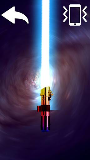 Lightsaber simulator screenshots 1