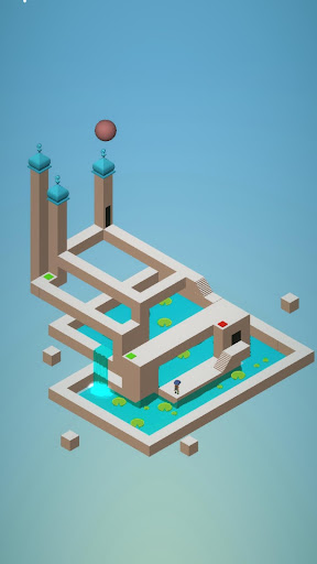 Odie's Dimension : Isometric Puzzle Game 11 screenshots 1