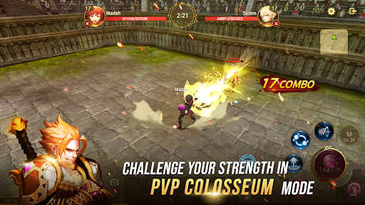 World of Dragon Nest (WoD) screenshots 8