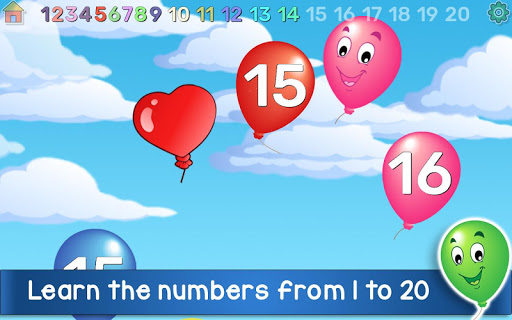 Kids Balloon Pop Game Free ud83cudf88 26.1 screenshots 4
