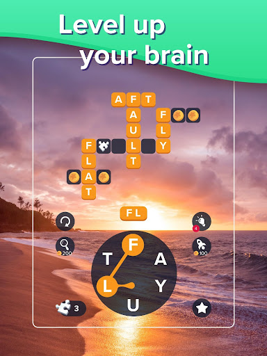 Puzzlescapes: Relaxing Word Puzzle & Spelling Game 2.245 screenshots 13