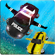Underwater Police Car Chase : Cop Car Driving sim - Androidアプリ