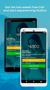 Nubico: Read eBooks and magazines online Screenshot
