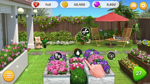 My Home Design : Garden Life 0.2.3 screenshots 7