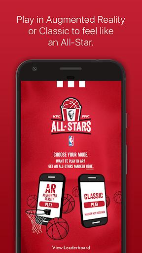 kfc all-stars screenshot 1