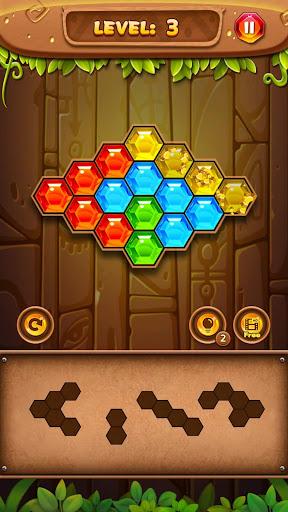 Block Puzzle - Hexa Block Puzzle Games 1.0.7 screenshots 2