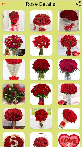 Happy Birthday GIFs & Love Roses Sticker  screenshots 3