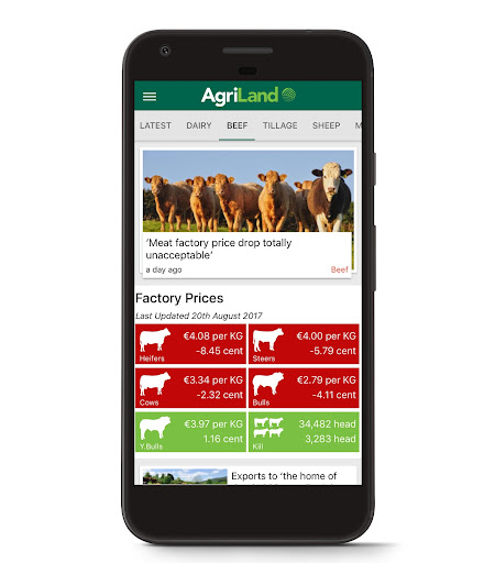 Agriland.ie News 3.6.7 screenshots 4