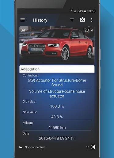 OBDeleven car diagnostics 0.30.0 Screenshots 7