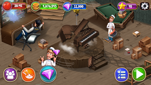 Cooking Team - Chef's Roger Restaurant Games 6.5 screenshots 16