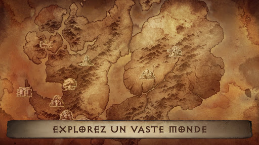 Code Triche Diablo Immortal (Astuce) APK MOD screenshots 3