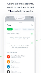 Uphold Trade Invest Send Money For Zero Fees Apps On Google Play