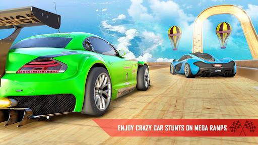 Crazy Car Stunts 3D : Mega Ramps Stunt Car Games 1.0.3 Screenshots 2