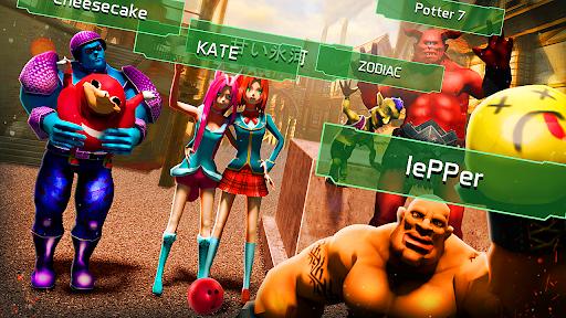 VR Superhero Chat: Online Virtual 2.7 screenshots 5