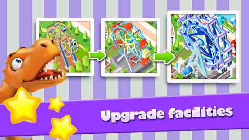 Sim Park Buildit - Dinosaur Theme Park  screenshots 5