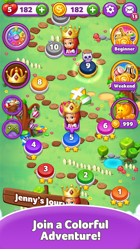 Lollipop: Sweet Taste Match 3 21.0625.19 screenshots 23