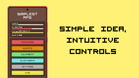 Simplest RPG Game – Text Adventure 1