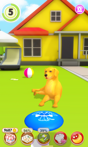 My Talking Puppy android2mod screenshots 4