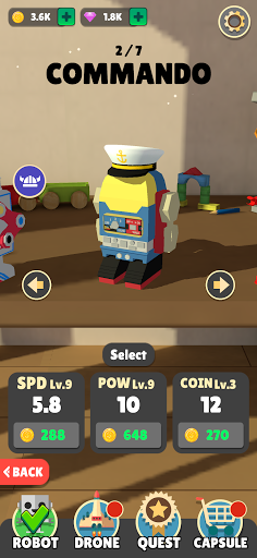 ud83eudd16Robota War! apkdebit screenshots 8