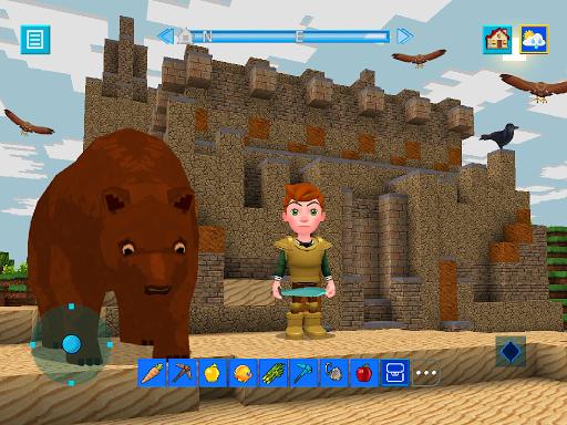 Terra Craft: Build Your Dream Block World 1.6.5 screenshots 13