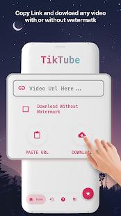 Video Downloader for TikTok No Watermark - TikTube