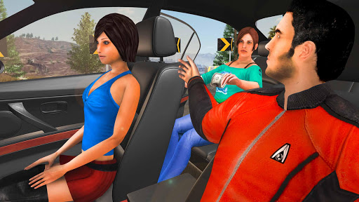 Modern Taxi Drive Parking 3D Game: Taxi Games 2021 1.1.13 Screenshots 16