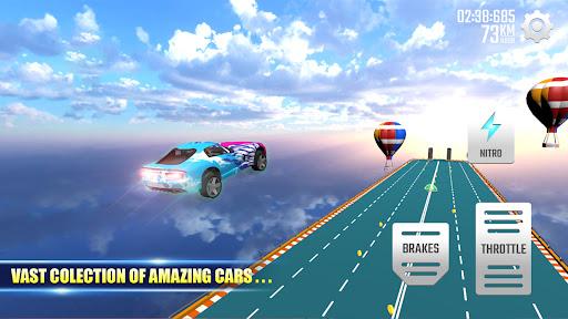 Mega Ramp Car - New Car Games 2021 1.1.2 screenshots 3