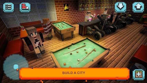 Motorcycle Racing Craft: Moto Games & Building 3D 1.14-minApi23 Screenshots 9