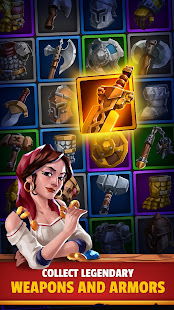Hack Game Royal Knight - RNG Battle (Early Access) apk free