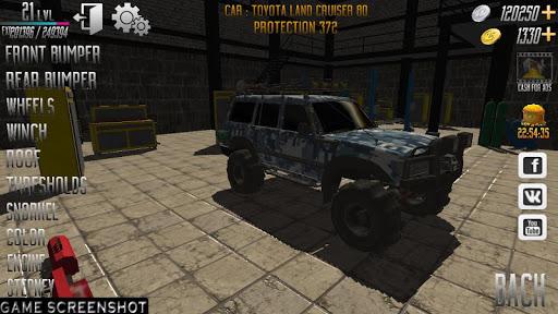 4X4 DRIVE : SUV OFF-ROAD SIMULATOR 1.8.2f1 screenshots 8