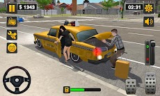 Taxi Driver 3D - Taxi Simulator 2018のおすすめ画像4