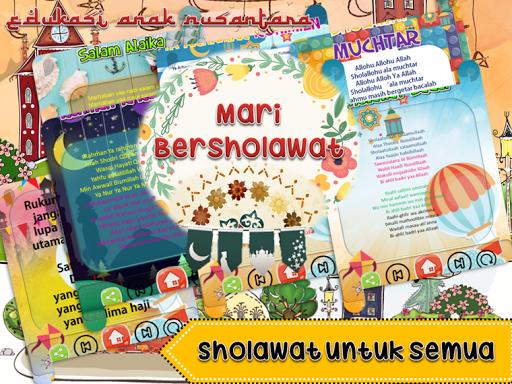 sholawat nabi - sholawat anak screenshot 3