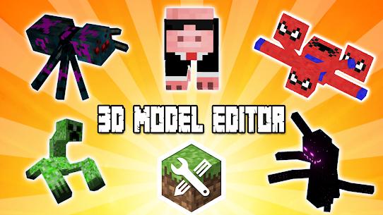 AddOns Maker for Minecraft PE MOD APK 2.6.20 (Unlocked All) 2