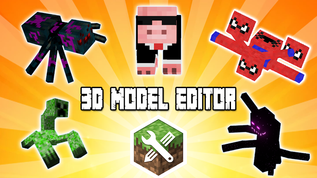 AddOns Maker for Minecraft PE poster 1