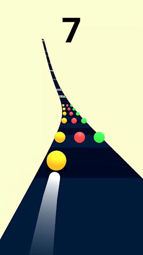 Color Road Apkfinish screenshots 1