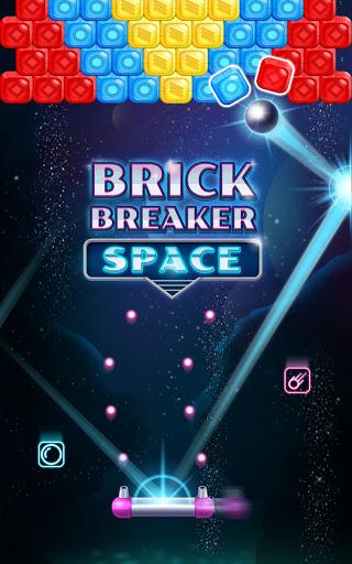 Brick Breaker Space 1.4 screenshots 5