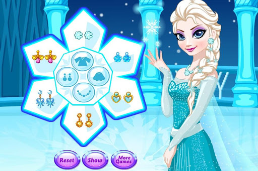 Ice Queen Beauty Salon 1.0.1 screenshots 4