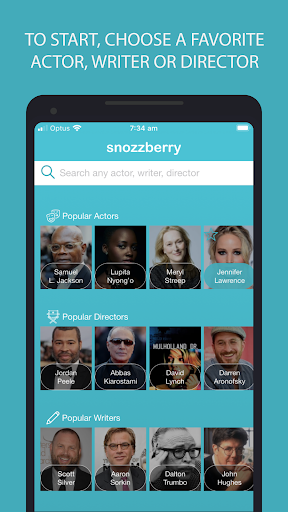 Snozzberry - Fun finding movies to watch screenshots 1