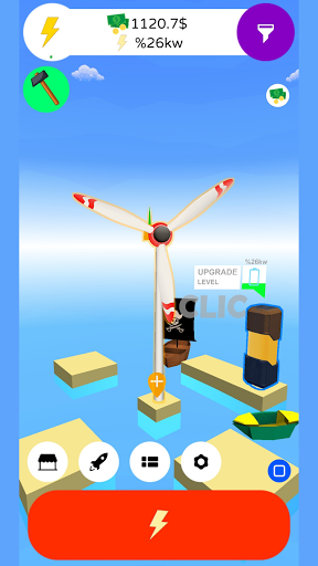 Wind Inc. Tycoon - Idle Game Windmill Simulation  screenshots 2