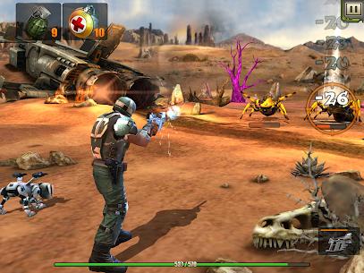 Evolution: Battle for Utopia. Shooting games 5