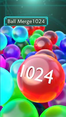 ボールマージ1024 つなげて遊ぶパズルゲームのおすすめ画像2