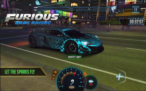 Furious 8 Drag Racing - 2020's new Drag Racing  Paidproapk.com 1