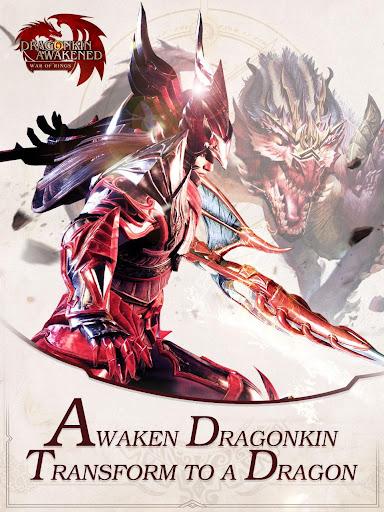 War of Rings-Awaken Dragonkin 3.64.1 screenshots 1