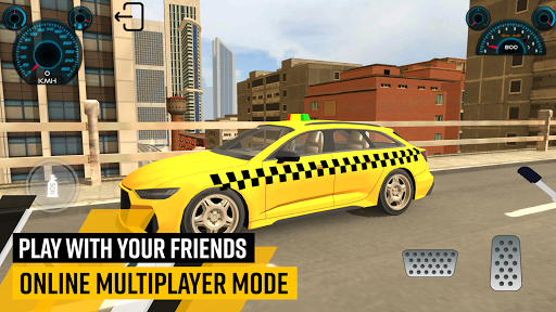 Taxi Driver World  screenshots 4