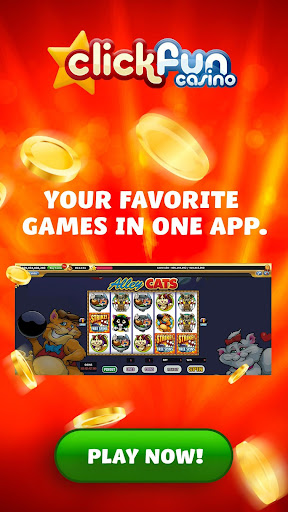 Clickfun Casino Slots 2.1.0 screenshots 1
